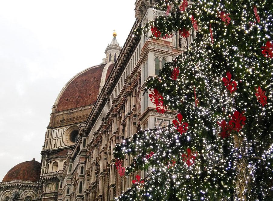 Parcheggiare a Firenze nel periodo di Natale a Firenze